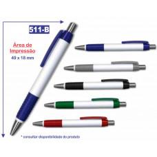 Caneta Personalizada Plástica 511B